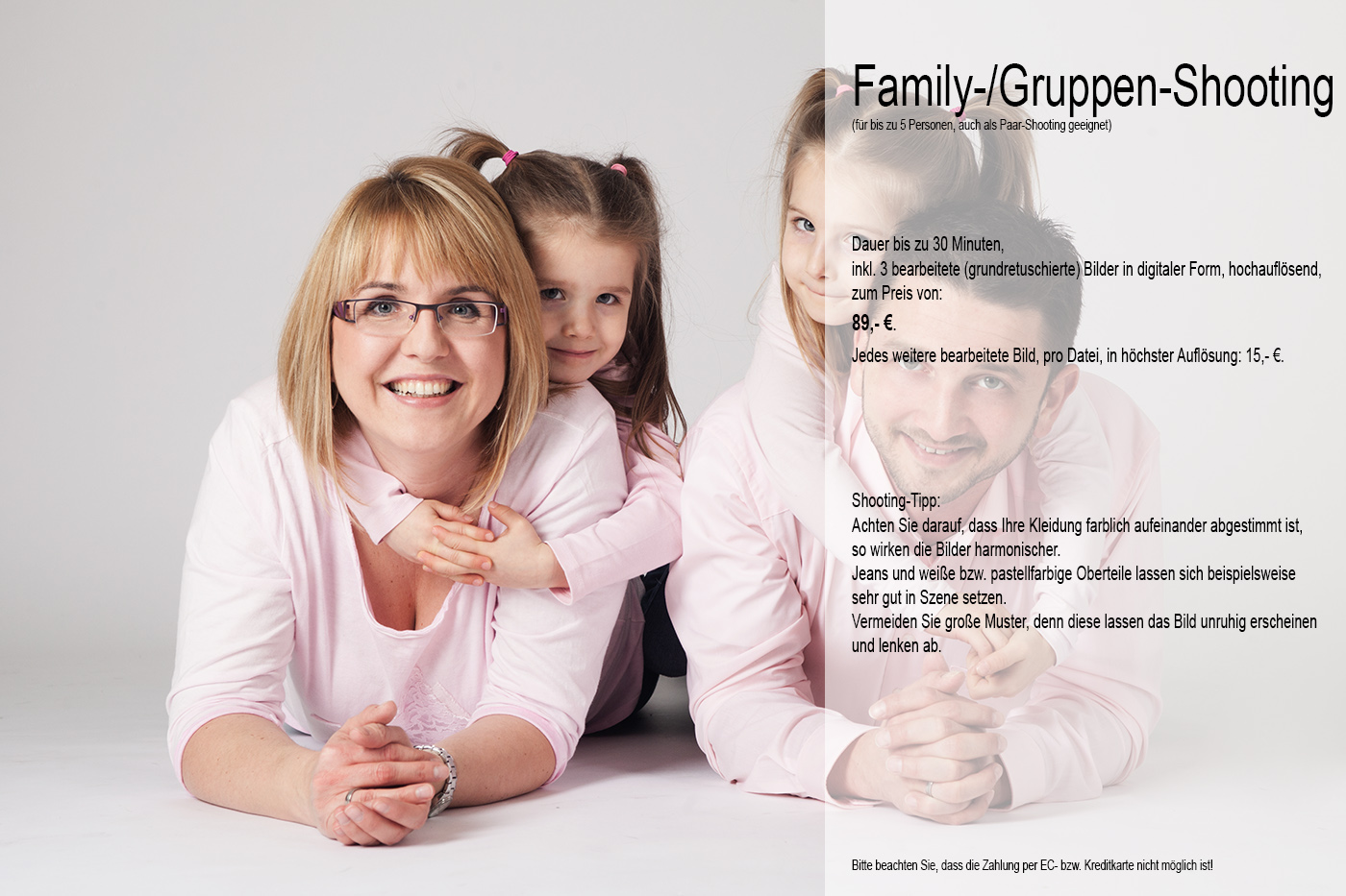 Family-Gruppen-Shooting-Angebot